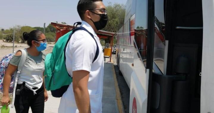 Suspende SMT servicio de transporte público; garantiza movilidad de personal médico