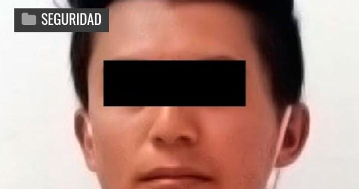 Capturan a Jose Priciliano por el delito de violación