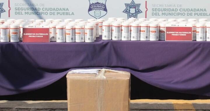 Caninos del grupo K9 detectan 70 Kilos de mariguana en la CAPU