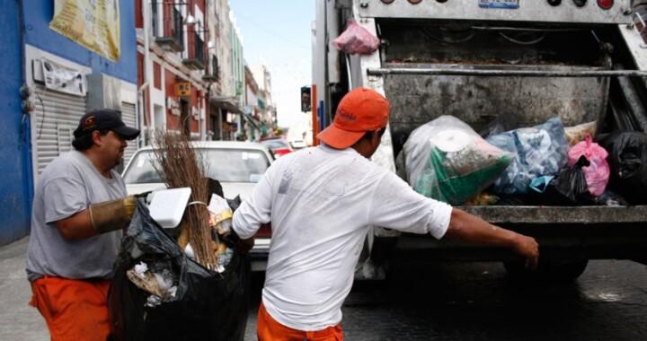 Servicio de Limpia suspende actividades 12 y 25 de diciembre y el 1 de enero