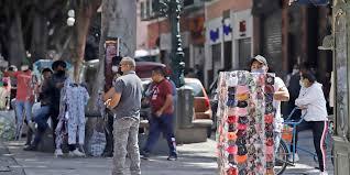 Reducen presencia de ambulantes en el Centro Histórico