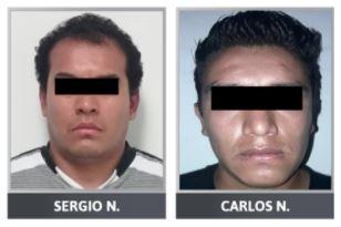 Dos hombres son vinculados a proceso por secuestro, violación y robo agravado