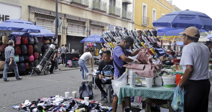 El comercio formal ha sufrido una baja del 90% en sus ventas por el comercio ambulante