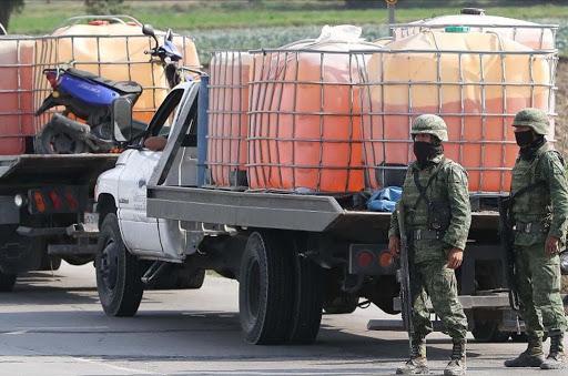 Mantiene Gobierno del Estado combate en contra del robo de combustible: Barbosa Huerta