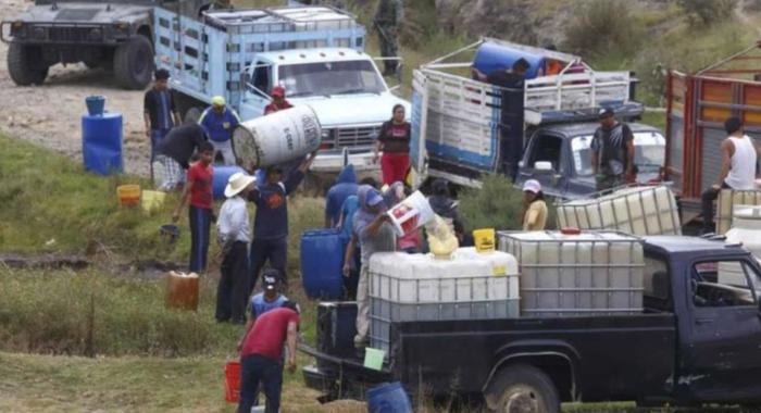 """Capturan a """"El Mamer"""" líder huachicolero en Puebla"""