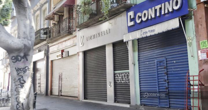 Gobierno de Puebla anuncia cierre de comercios no esenciales hasta 25 de enero