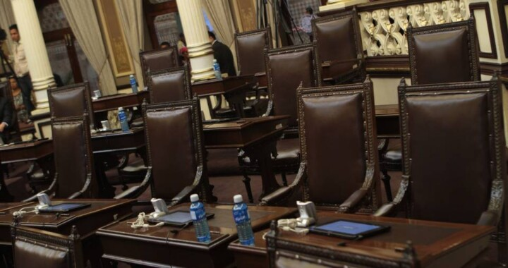 Diputados piden licencia para buscar otro cargo de elección popular