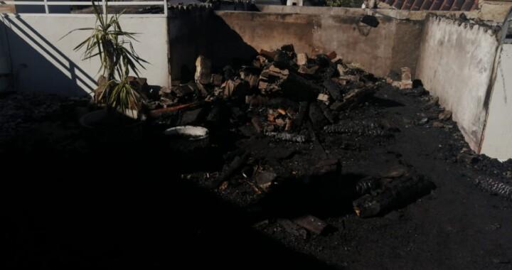 Ataque al magistrado Fredy Erazo del TEEP, prenden fuego a su casa