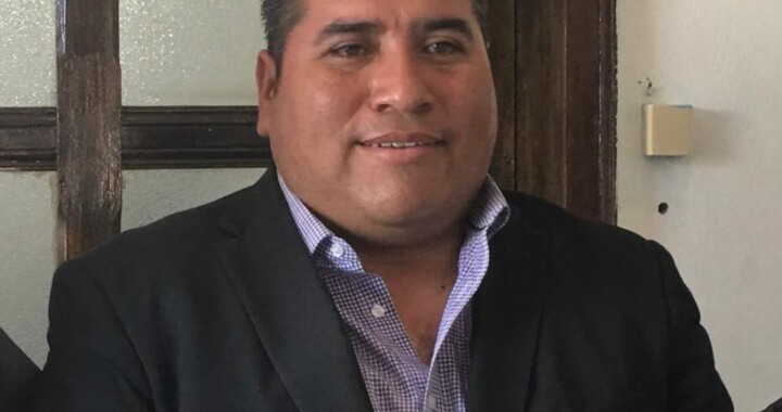 Listo para competir por la alcaldía de San Andrés Cholula: Quechol Gómez