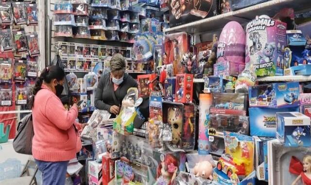 Permiten la apertura del comercio establecido para venta de juguetes