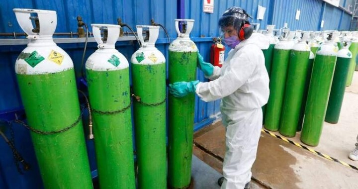 Salud acuerda con INFRA distribución de oxigeno para enfermos Covid-19