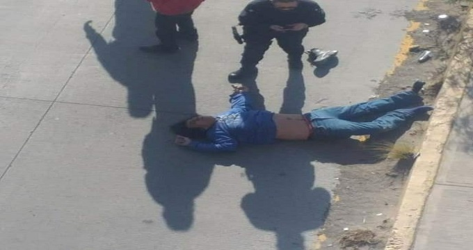 Un hombre fallece al caer de un puente en la carretera federal a Tehuacán