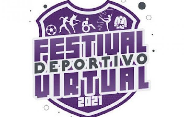 """No te pierdas el """"Festival Deportivo Virtual 2021"""""""