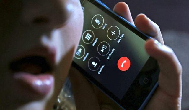 Ubican sana y salva a una niña víctima de secuestro virtual