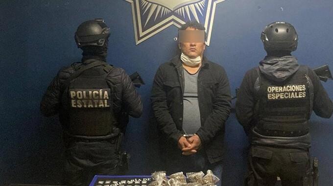 """Capturan a presunto sicario de """"El Toñín"""""""
