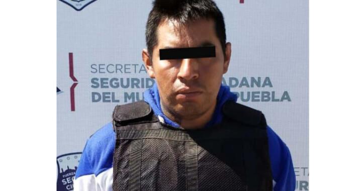 Detienen a presunto narcomenudista en Playas del Sur