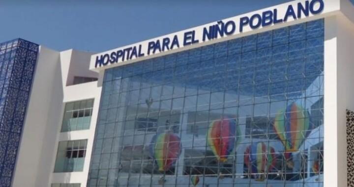 Descartan vacunación irregular en el Hospital para el Niño Poblano