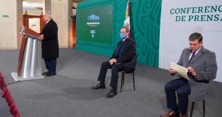 Puebla recibirá vacunas contra covid-19 hoy por la tarde