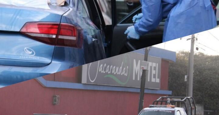 Localizan vehículo  relacionado con el feminicidio ocurrido en el motel Jacarandas