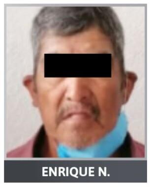 Tras las rejas, padre señalado por violación de su hija de 12 años