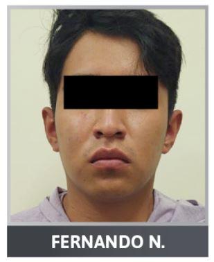 Presunto tratante vinculado a proceso y en prisión preventiva