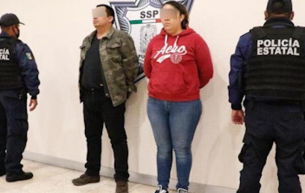 Detienen a dos presuntos asaltantes en Atlixco