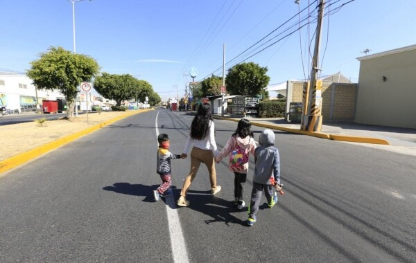 Reinauguran avenida 14 Sur tras rehabilitación integral