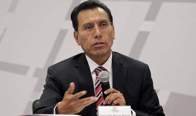 Facundo Rosas, exsecretario de Seguridad Pública, interpone amparo contra órdenes de aprehensión