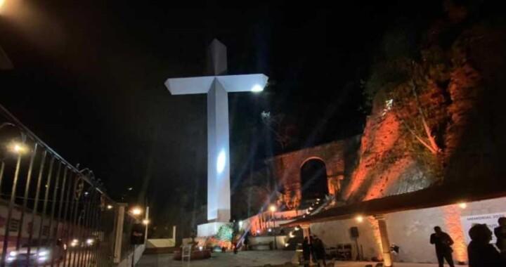 Teziutlán levanta monumento a todas las víctimas del Covid-19