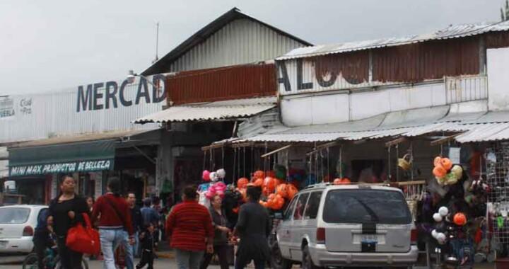 Sí habrá demolición del Mercado Amalucan