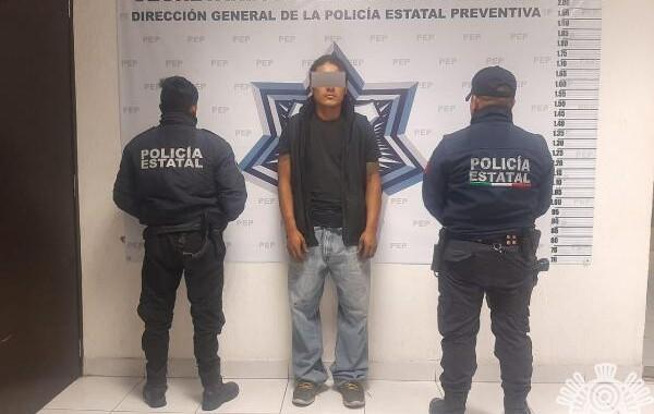 """Capturan a presunto distribuidor de """"El Pelón del Sur"""""""