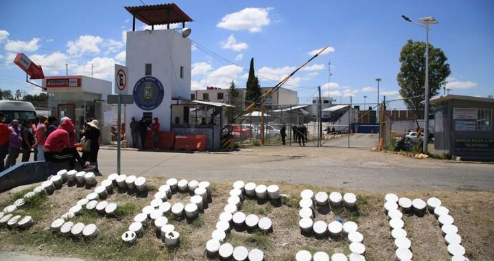Ya son 33 reos con Covid-19 en Puebla