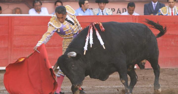 Barbosa Huerta defiende la fiesta brava
