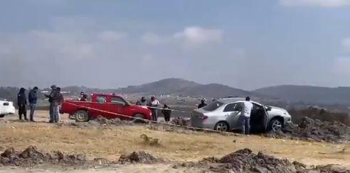 Con impactos de bala, fue encontrado un hombre en Santa Cruz Alpuyeca