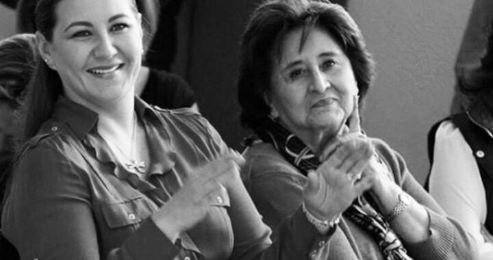 Fallece madre de Martha Erika Alonso