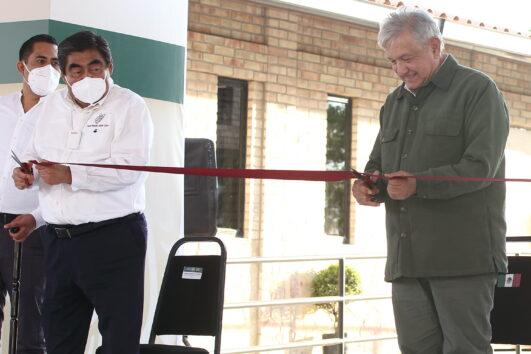 AMLO asegura la vacunación para adultos mayores la siguiente semana en Puebla