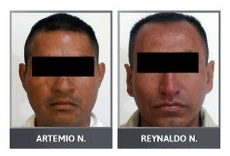 Sentenciados por asesinato de dos hombres en Xicotepec