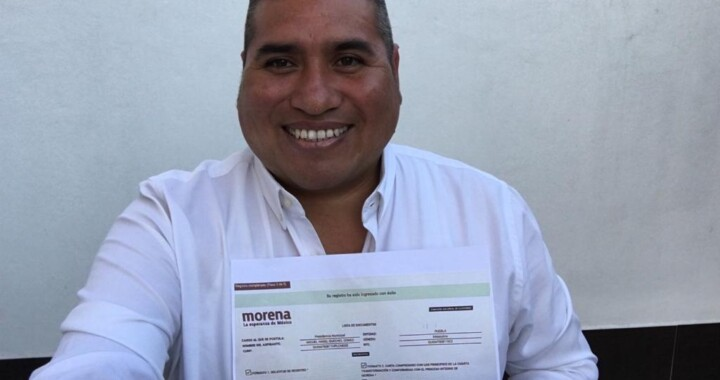 Miguel Ángel Quechol promueve la unidad comunitaria y un nuevo contrato social para San Andrés Cholula