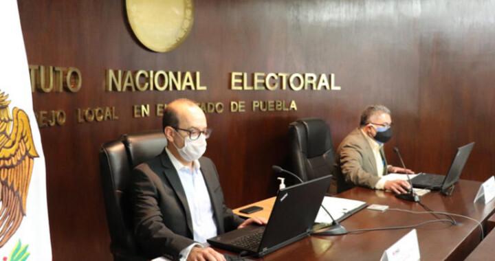 Se perdieron paquetes electorales en algunos distritos: INE