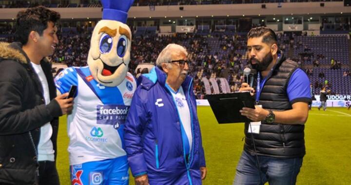 Muere Pepe Grillo, fan número 1 de La Franja