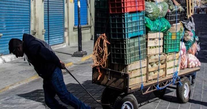Coneval reporta aumento en pobreza laboral