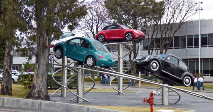 Extenderá Volkswagen de México paro en producción de Jetta