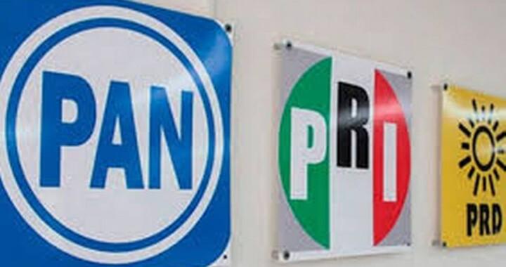 PAN rompe alianza con PRI y PRD en Puebla