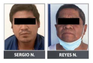 A la cárcel dos hombres acusados del delito de violación