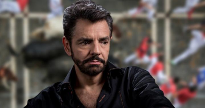 Eugenio Derbez lamenta que continúen las corridas de toros en Puebla
