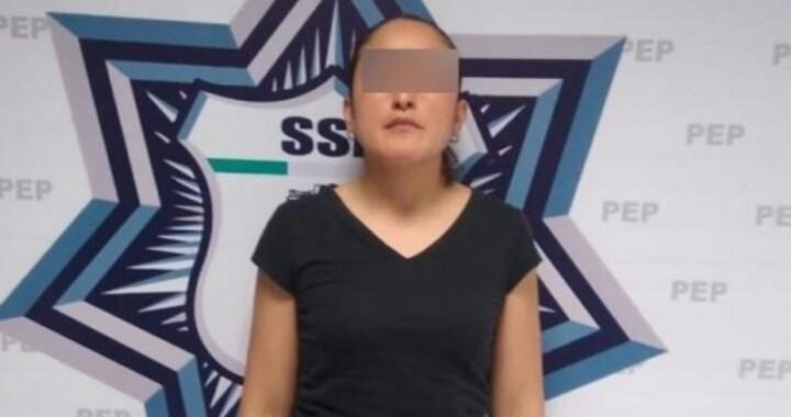 Aprehenden a regidora de Tetela de Ocampo por llevar 102 dosis de droga