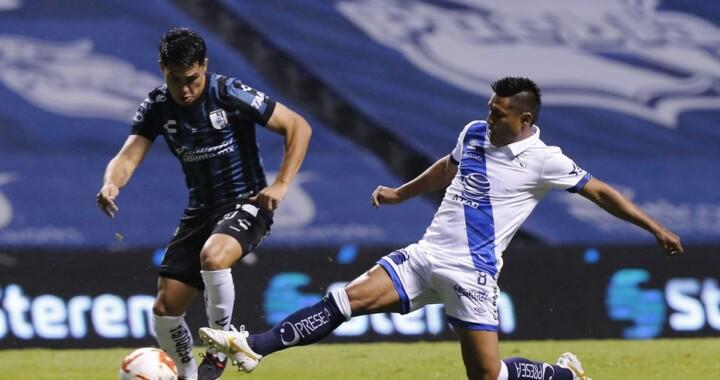 Puebla empata 1-1 con Querétaro en la jornada 7 del Guard1anes 2021