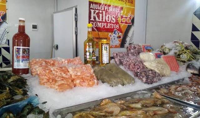 Incrementan precios en productos del mar por la Cuaresma