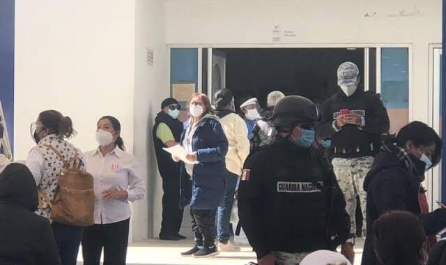 La mitad de los vacunados contra Covid-19 no era de San Andrés Cholula