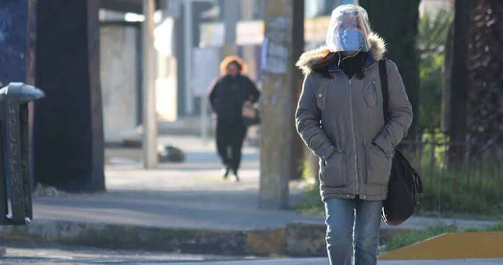 Prevén bajas temperaturas durante la mañana de este viernes